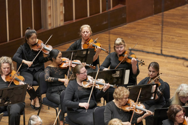 The Cleveland Women's Orchestra